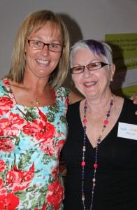 Maxine Hearn from Steps to Strength and Tammy van Wisse