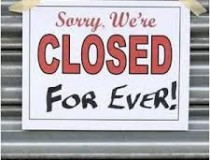 Closed for ever image